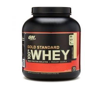 Forbrugertest, On gold standard Whey 100