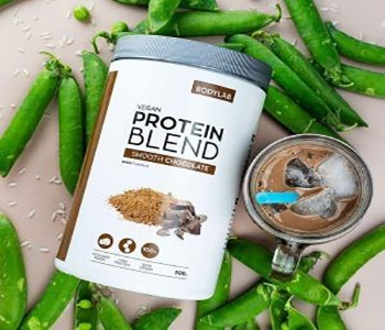 Forbrugertest, vegan protein blend bodylab