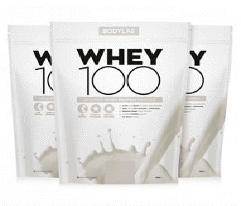 Forbrugertest, Whey 100