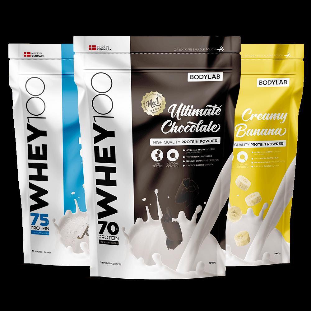 Bodylab Whey proteinpulver