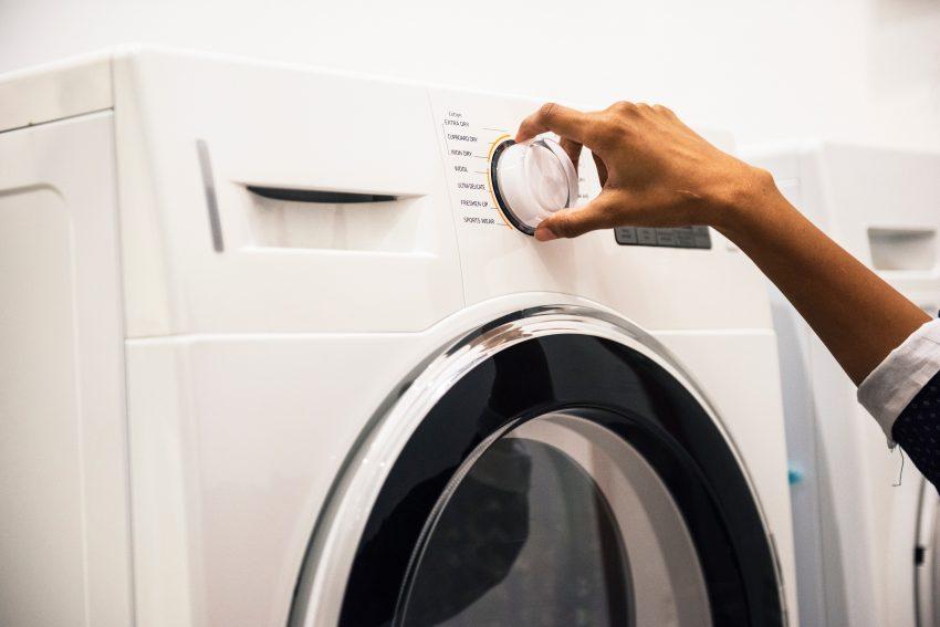 vaskemaskine ødelægger tøj