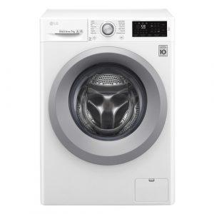 LG F4J5QN4W frontbetjent vaskemaskine