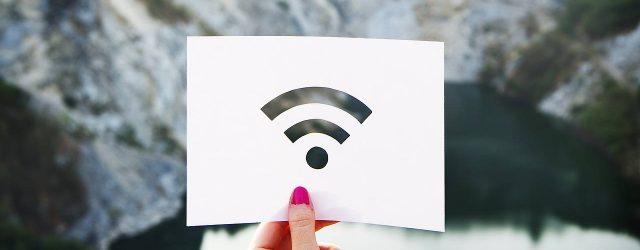 WiFi-forstærker test