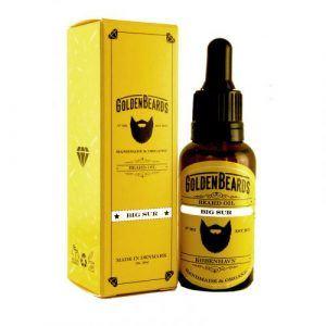 Golden Beards Økologiske Skægolie Big Sur
