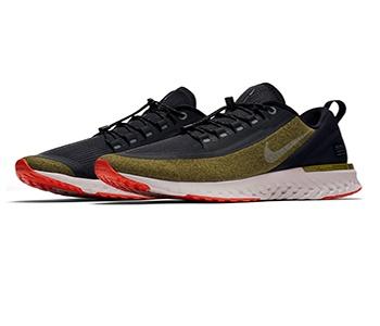 Forbrugertest, Nike Odyssey react shield