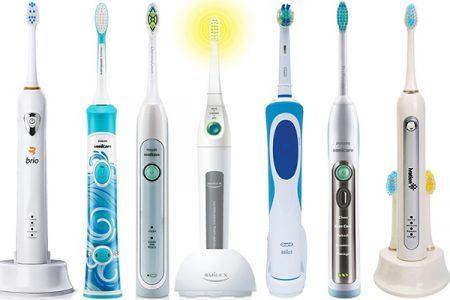 elektrisk tandbørste