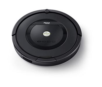 Forbrugertest, iRobot Roomba 875