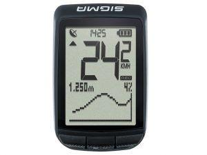 Sigma Fahrrad GPS Pure GPS, 45 x 32 mm, 15 t