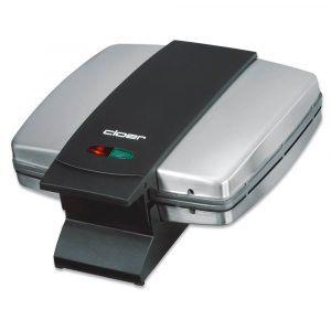 Cloer CL6235 toastmaskine med pladsbesparende design