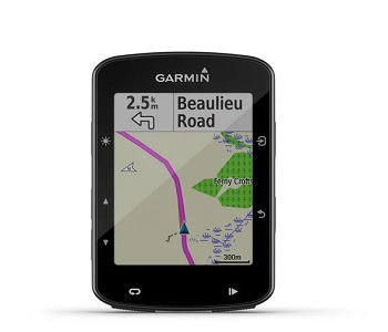 Garmin edge 520, cykelcomputer