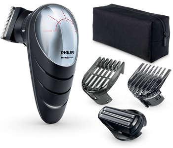 philips, hårtrimmer