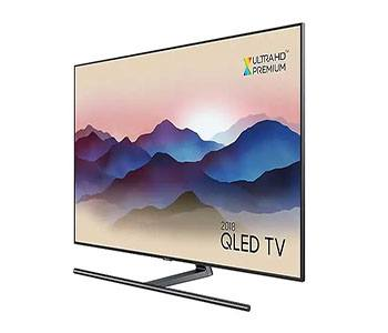 Samsung QLED, Smart TV