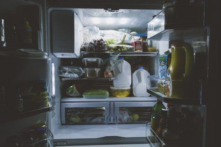 køle-fryseskab