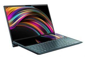 Asus ZenBook Duo UX481FL - med ekstra skærm