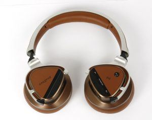 Creative Aurvana Platinum hovedtelefon