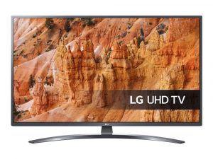 LG 50UM7450PLA – gode internationale anmeldelser