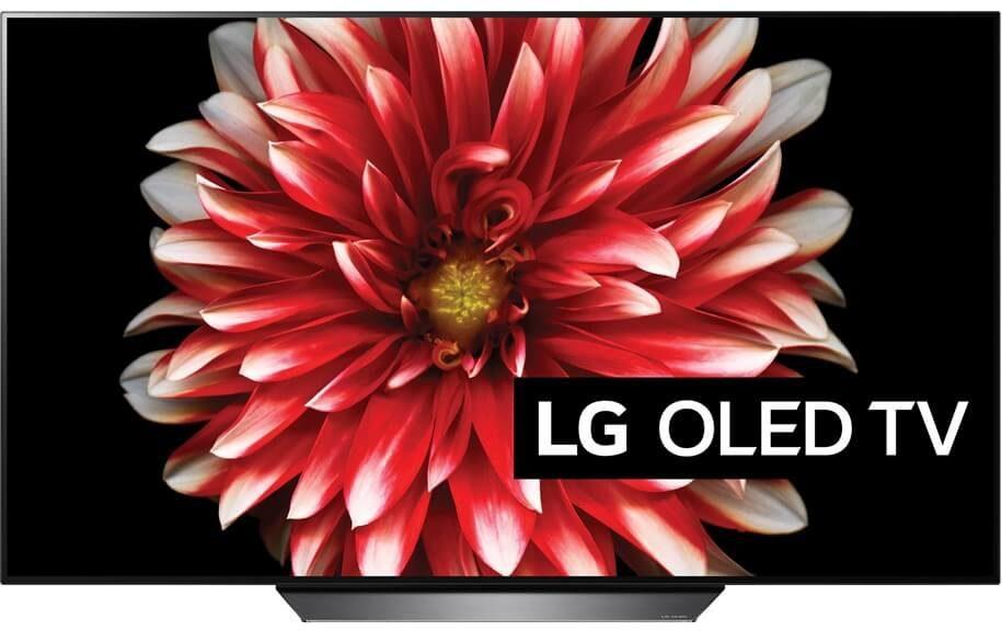 "LG 55"" Fladskærms TV OLED55B8"