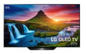"""LG OLED55B9PLA 55"""" 4K SMART OLED – bedst i test hos Tænk"""
