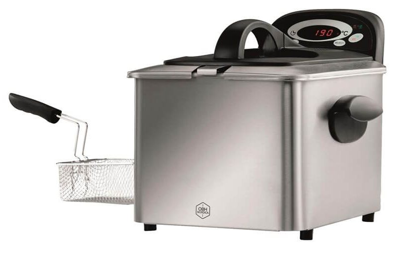 OBH Nordica Fryer Pro Digital 4L