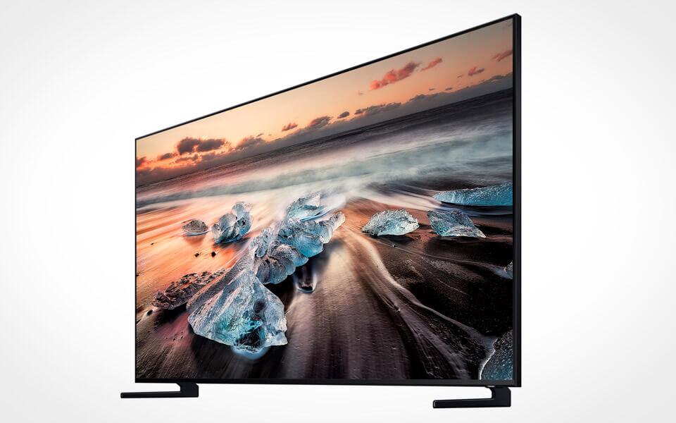 """Samsung Q900R 8K 65"""" Fladskærms-TV"""