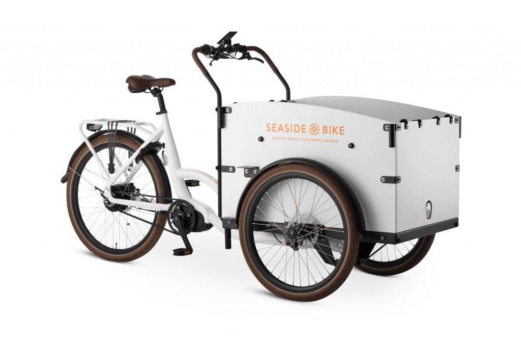 Seaside bike