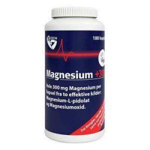 Magnesium bedst i test