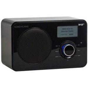 Nordklang IR300 internet/FAM/DAB+ radio