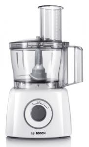 Bosch MCM311W Foodprocessor: BPA-frit valg i den billigere prisklasse