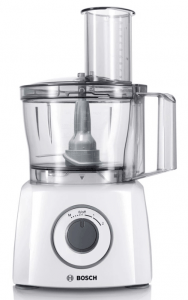 Bosch foodprocessor MCM3110W: Et fint og praktisk produkt