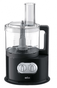 Braun FP5160 Identity Collection Foodprocessor: Kompakt med smagfuldt design