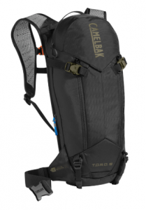 Camelbak TORO backpack with built-in back shield