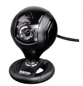 HAMA Webcam HD Spy Protect
