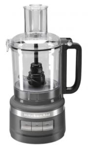 KitchenAid foodprocessor – 9 cup – mat sort: Gør madlavningen enkel og nem