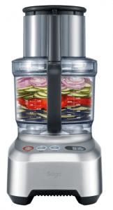 Sage BFP800 The Kitchen Wizz Pro™ Foodprocessor: Har hele fire skarpe knivblade