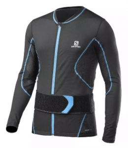 Salomon Secondskin Flexcell - for the lady on the cold days
