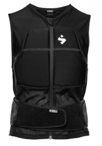 Sweet Protection Enduro Race - vest with built-in back shield