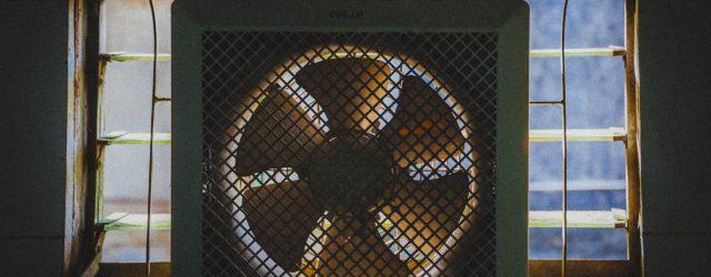 Ventilator badeværelse