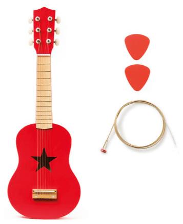 Børneguitar Oxybul - en specialdesignet guitar til de allermindste hænder