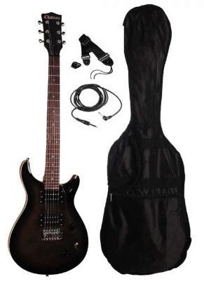 Chateau PS40 DC el-guitar coffee - et perfekt valg til dig, der ønsker at spille blues eller rock