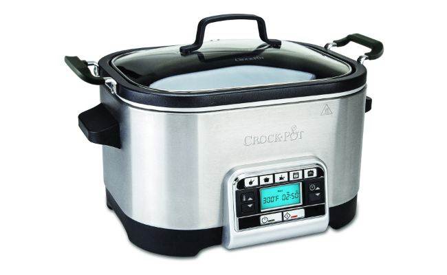 Crockpot CP201014 Slow Cooker 5,6L Multicooker