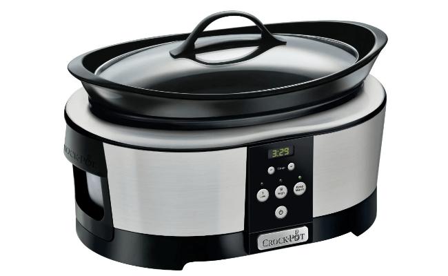 Crockpot Slow Cooker 5,7L