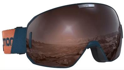 Salomon S/Max Access Skibriller – Ekstra bredt synsfelt