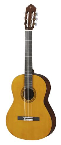 Yamaha CS40 II ¾ spansk guitar - en klassisk begynderguitar til dit barn
