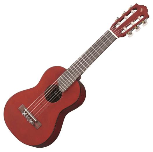 Yamaha GL1 Guitarlele, rødbrun - en sjov kombination af to forskellige instrumenter