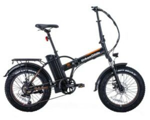 El-cykel Urbanglide C7 er den bedste allround og foldbare el-cykel