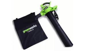 Greenworks blæser suger uden 40 V-batteri GD40BV 24227