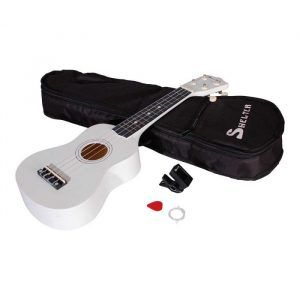 Shelter UK1S-WH ukulele