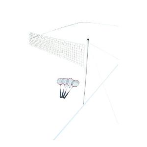 Badminton set incl. lines