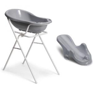 Beemoo Care badekar m. badestol og stativ