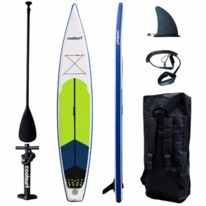 CoolSurf Pro Touring Paddleboard
